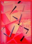 Живопись | Giacomo Balla | The Spell Is Broken, 1920