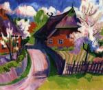 Живопись | Макс Пехштейн | Весна, 1919