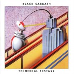 Иллюстрация | Storm Thorgerson | Black Sabbath (Technical Ecstasy)