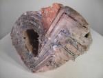 Скульптура | Алексис Арнольд | Кристаллизованные Книги