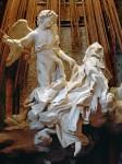 Скульптура | Джан Лоренцо Бернини | Экстаз Св. Терезы, 1647–52