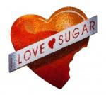 Скульптура | Кевин Чемпени | I Love Sugar