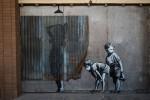 Стрит-арт | Dismaland | Banksy