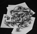 3d | Раймон Брюин | Kraken Storey
