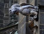 Архитектура | Собор святого Вита | Горгульи