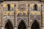 Архитектура | Собор святого Вита | Мозаика