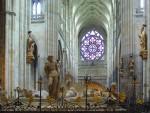 Архитектура | Собор святого Вита | Неф