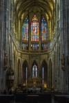 Архитектура | Собор святого Вита | Неф | © Даня Сафронова
