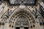 Архитектура | Собор святого Вита | Портал | © Даня Сафронова