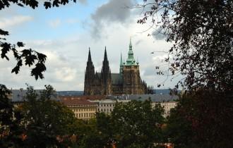 Книга в камне. Собор святого Вита в Праге