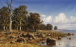 Живопись | Иван Вельц | Балтийское побережье, 1888