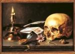 Живопись | Pieter Claesz | Vanitas, 1625