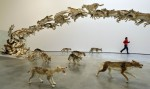 Инсталляция | Cai Guo-Qiang | Head on