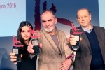 Творчество | Премия Кандинского | Ольга Кройтор, Андрей Филиппов и Валерий Подорога