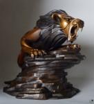Скульптура | Глеб Крюков | Барбарийский лев