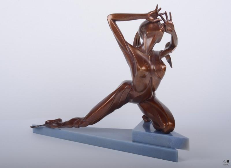Скульптор Глеб Крюков