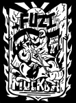 Стрит-арт | FUZI | MOCKBA FUZI VISUAL