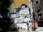 Стрит-арт | FUZI | TAIWAN