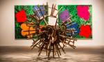 Выставки | Энди Уорхол/Ай Вэйвэй | «Grapes» (Ай Вэйвэй) и «Flowers» (Энди Уорхол)