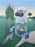 Живопись | Полина Шелест | The resurrection of spring