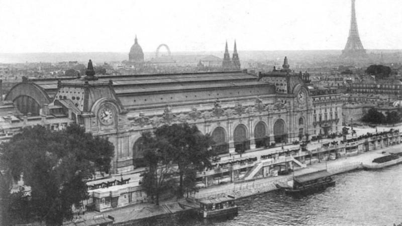 Д'Орсэ: от вокзала к музею. Часть 1