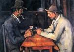 Живопись | Поль Сезанн | Игроки в карты, 1892-93