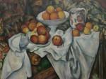 Живопись | Поль Сезанн | Натюрморт с яблоками и апельсинами, 1895-1990