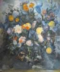 Живопись | Поль Сезанн | Цветы