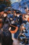 Живопись | Пьер Огюст Ренуар | Зонтики, 1881-86