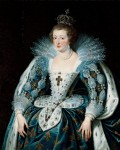 Живопись | Питер Пауль Рубенс | Anna Of Austria, Queen Of France, Mother Of King Louis XIV, 1622-25