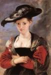 Живопись | Питер Пауль Рубенс | The Straw Hat, 1625