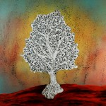 Живопись | Сергей Самородов | Вселенское дерево