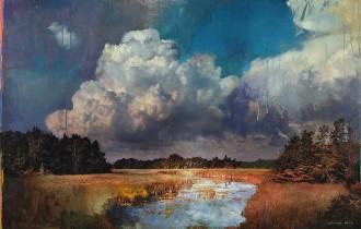 Симбиоз живописи и фотографии Стивена Холла