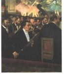 Живопись   Эдгар Дега   Оркестр Оперы, 1867-68