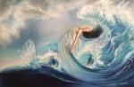 Живопись | Эрика Векслер | Sea Spirit