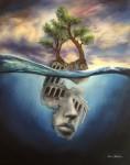 Живопись | Эрика Векслер | The Last Island