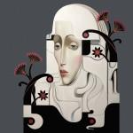 Живопись | Slava Fokk | Madonna