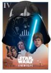 Иллюстрация | Мануэль Мампель | Star wars episode 4