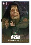 Иллюстрация | Мануэль Мампель | Star wars episode 6