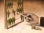 Иллюстрация | Павел Кучинский | Soldiers