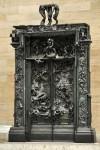 Скульптура | Огюст Роден | Врата ада