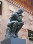 Скульптура | Огюст Роден | Мыслитель