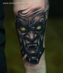 Татуировка   Виктор Португал