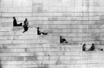Фотография | Робер Дуано | La diagonale des marches, Paris, 1953