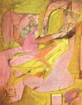 Живопись | Виллем де Кунинг | Still Life, 1945