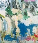Живопись | Виллем де Кунинг | Two Trees On Mary Street... Amen!, 1975