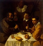 Живопись | Диего Веласкес | Завтрак, 1617-18