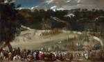 Живопись | Диего Веласкес | Королевская охота, 1636-38