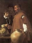 Живопись | Диего Веласкес | Продавец воды в Севилье, 1623