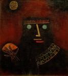Живопись | Пауль Клее | Black Knight, 1927